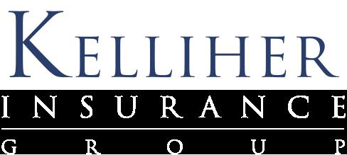 Kelliher Insurance Group logo white